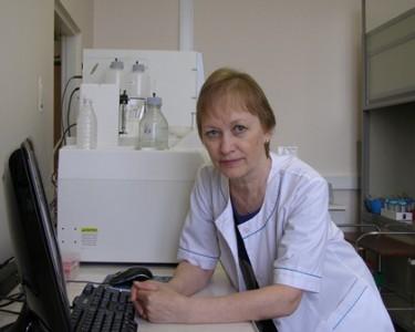 Голобокова Людмила Петровна