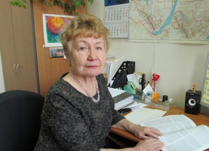 Сороковикова Лариса Михайловна