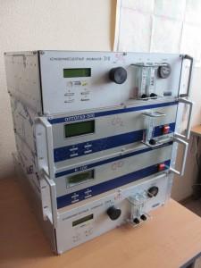 Хемилюминесцентный газоанализатор SO2 в атмосферном воздухе (С-310А).